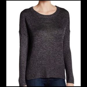 RDI Sweater With Black Elbow Patches Long Sleeve S